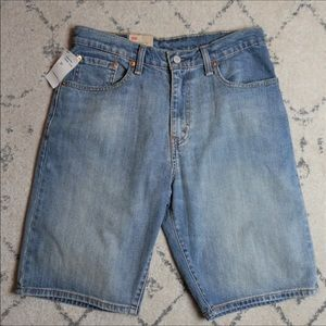 BRAND NEW WITH TAGS Levis Denim Shorts